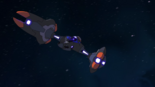 S3E03.74. Lotor's ship detail 1