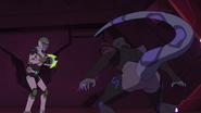 S3E06.271. Raptor lady vs smol bean