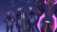 S5E04.97. That is why Sendak the purest of the Galra