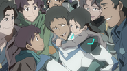 Lance and his Family's Reunion