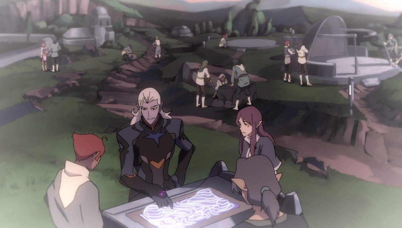 Altean Colony