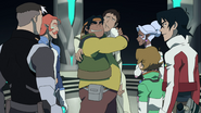 13. Hunk almost breaks Lance again with a bearhug