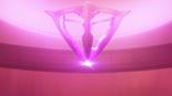 166. Purple quintessence being made