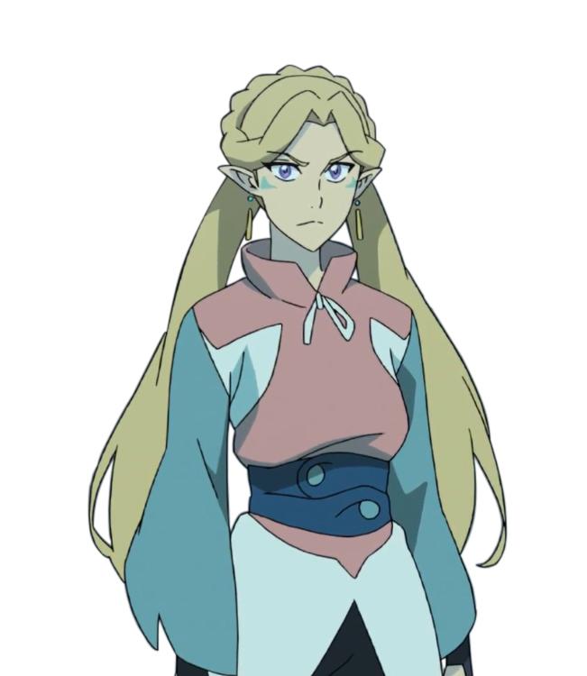 Romelle (Legendary Defender)