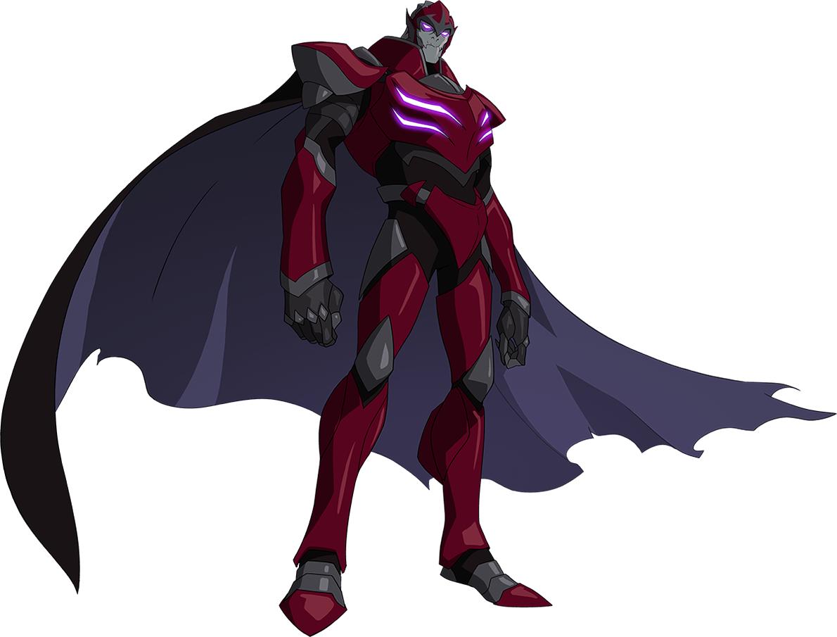 Zarkon (Legendary Defender)