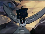 Ep.32.74 - Beastman Gamma arrives in pod