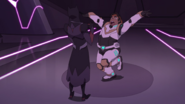 S6E01.125a. And back to the classroom with Hunk and Dayak 2