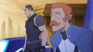 S4E01.263a. Coran and Shiro horrified as the battle begins to go south 2