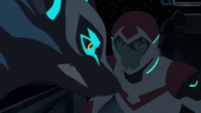 S7E06.76. Keith staring at a frozen Cosmo