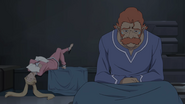 S7E05.11. Coran is not a morning person either