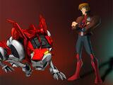 Lance (Voltron Force)
