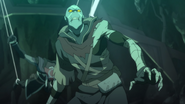S7E05.274a. Oh hey now his eyes are glowing Galra gold 2