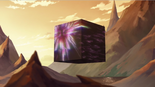 S2E04.262. Olkari Cube preparing to fire rainbows