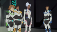S3E02.130. Team's reactions to their new Black Paladin