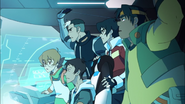 Team Voltron in Another Planet