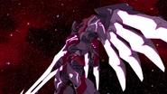 S2E13.290. Zarkon imitated Black's wings in his suit