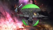 Voltron destroys the prison