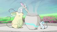 2. Space Mice making tea