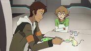 Lance, Pidge and Mice