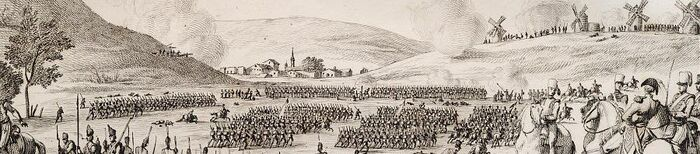 Battle of Roleia August 17th. 1808.