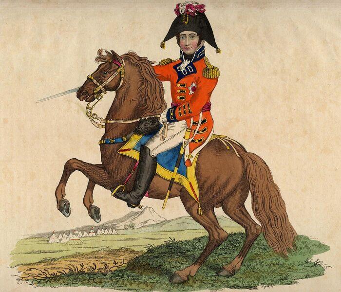 Lieut. Genl. Sir John Moore. K. B.