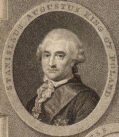 Stanislaus Augustus King of Poland