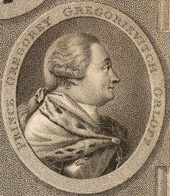Prince Gregorey Gregorievitch Orloff