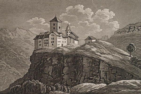 Schloss Ortenstein.