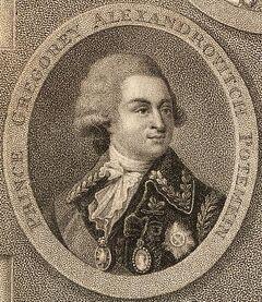 Prince Gregorey Alexandrovitch Potemkin