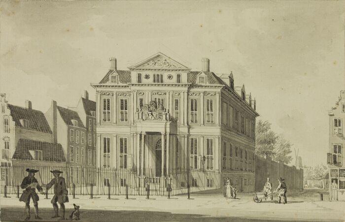 Gemeen-Landshuys.