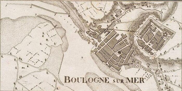 Boulogne sur Mer.