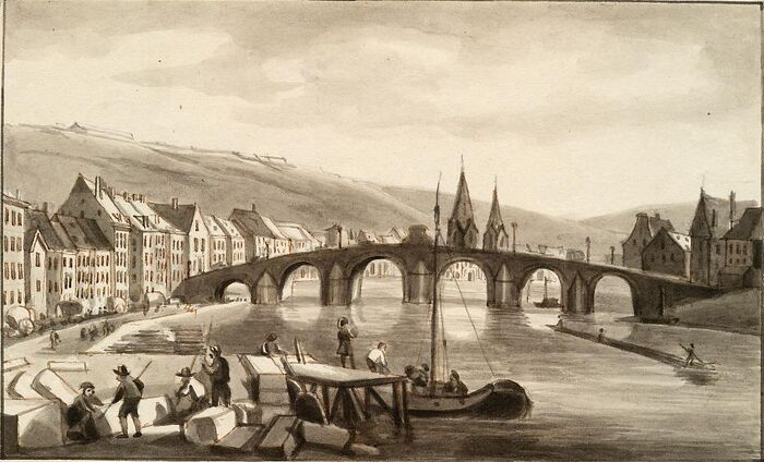 Pont de Arches.