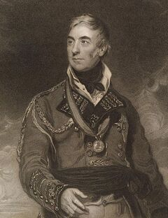 Thomas Graham, Baron Lynedoch, G. C. B - K. T. S.