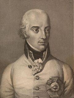 Erzherzog Carl von Oesterreich.