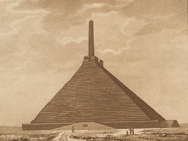 La Pyramide de Zeist.