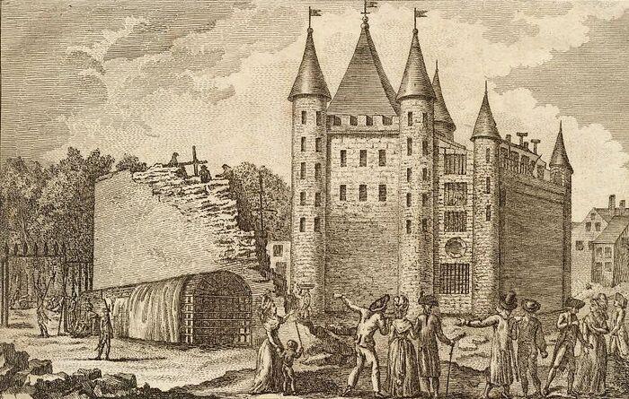 Louis XVI. au Temple.