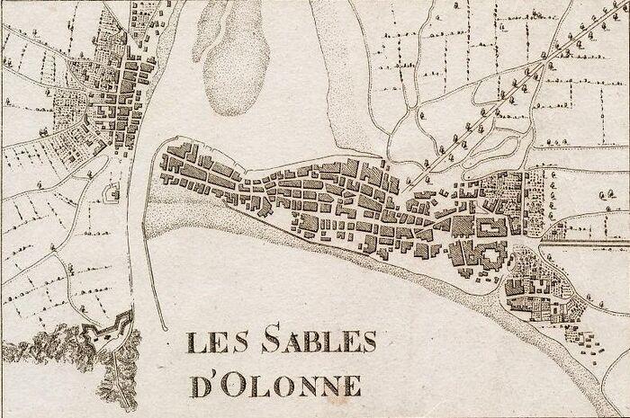 Les Sables D'Olonne.