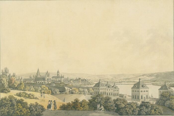 Rheinische Landesbibliothek Koblenz.