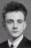 Vonnegut's senior yearbook photo