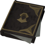 Mysterious book