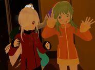 NinjaKikio Mar 7th 2018 and Shinikami 0turan style loli avatars