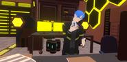 Desk slave