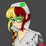 Sugie Callous row character Sallie Lune Icon