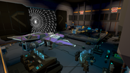 Callous Row Oct 2019 103 The Shattered Legion Base Hangar