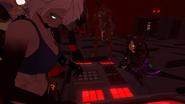 Arcad Feb 27 2021 32 Cyborg Zombie Ash sacrifices herself