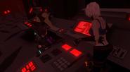 Arcad Feb 27 2021 33 Cyborg Zombie Ash sacrifices herself to save BR16