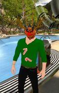 Rofl Dec 12th 12 Shrimp Christmas sweater