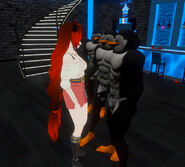 Rofl Jan 28th 2020 1 Penguin gang ask to practice their dancing on Crumpet