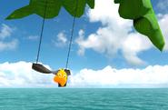 Flynn Swinging by Vore