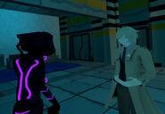 Arcad Callous Jan 18th 2020 - 27 Shadowbat interrogating Eric